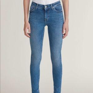 Tiger of Sweden // Light Blue Skinny Jeans
